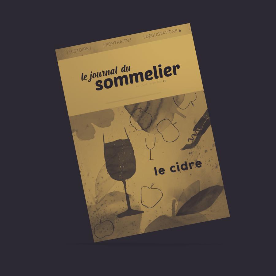 Le journal du sommelier – Le Cidre